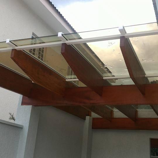 Cobertura com Proteção Solar